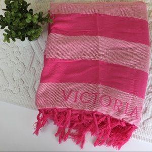 Victoria's Secret Oversize Throw Blanket /Towel